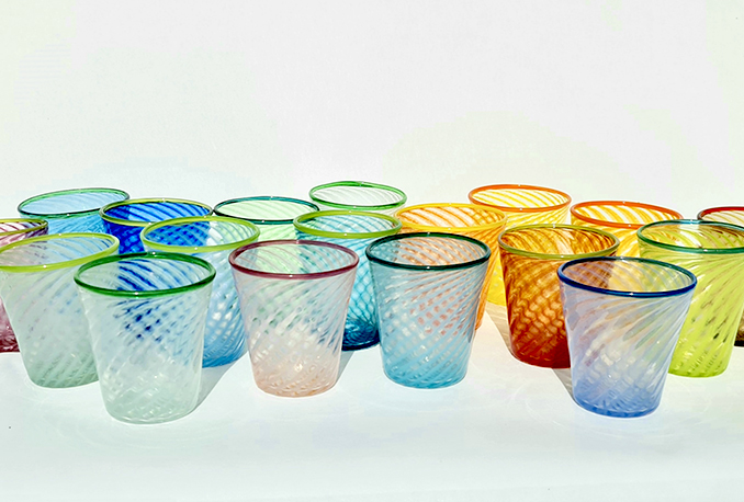 fotofelt 1 side stripe glass